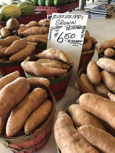 Finley Avenue Alabama Farmers Market, Birmingham AL