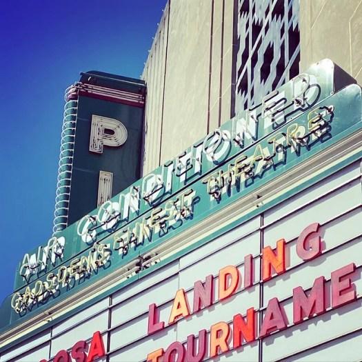 Pittman Theatre, Gadsden AL