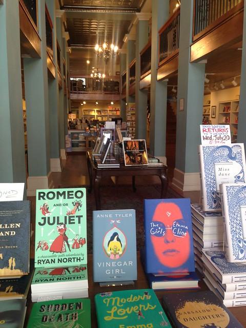 Turnrow Books, Greenwood MS