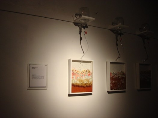 """Spencer Shoults """"Cupcakes!"""" Show At Space One Eleven, Birmingham"""