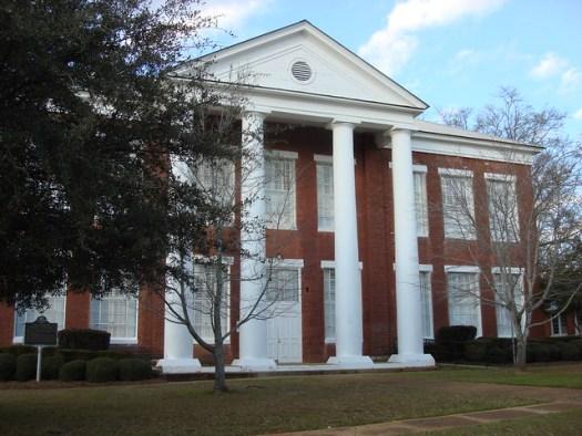 Marion Female Seminary, Marion AL