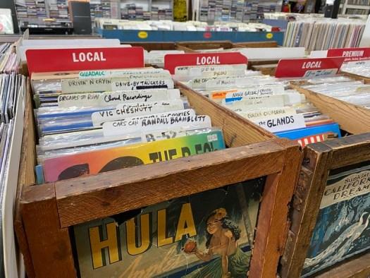 Wuxtry Records, Athens GA