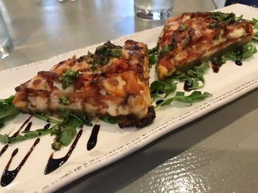 Tomato Pie, Cohen's Retreat, Savannah GA