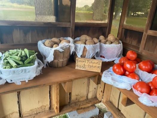 Fruit Stand, Cullman County AL