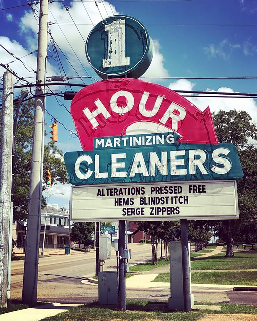 One Hour Cleaners, Tupelo MS