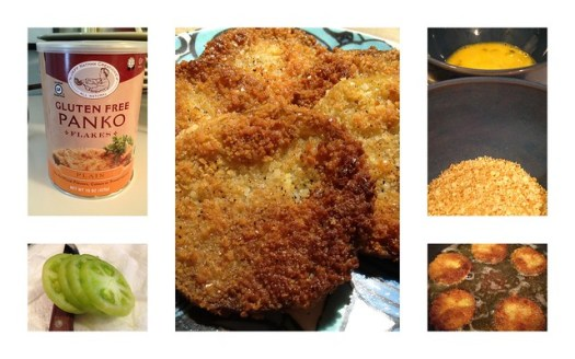 Passover Fried Green Tomatoes