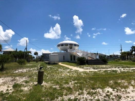 Futuro House, Pensacola Beach FL