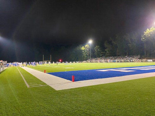 Friday Night Football, Mars Hill Bible School, Florence AL