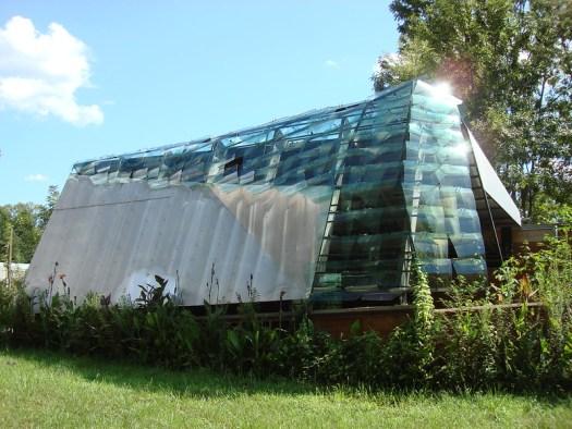 Rural Studio Glass Chapel, Masons Bend AL
