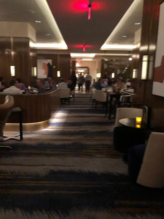 Michael Mina's Bourbon Steak at the JW Marriott, Nashville TN