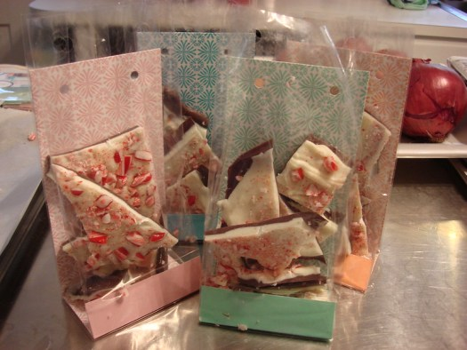 Peppermint Bark Gifts