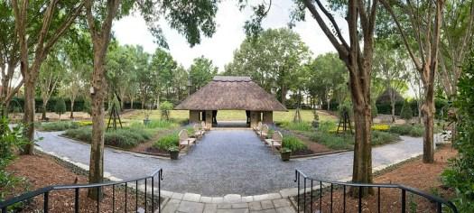 Shakespeare Garden, Alabama Shakespeare Festival, Montgomery AL