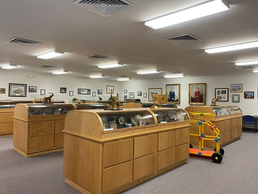 Gov Guy Hunt Library and Museum, Holly Pond AL