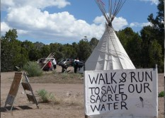 Walk and Run for Sacred Water
