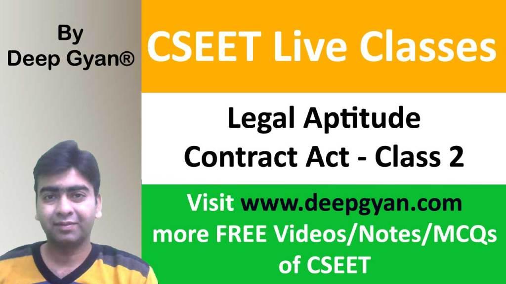 Free CSEET Video Classes