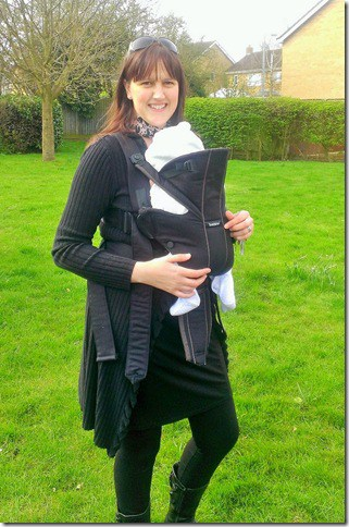Review Baby Bjorn Baby Carrier Miracle Mummy Matters