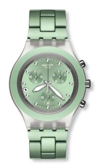 Swatch Diaphane Full Blooded Mint