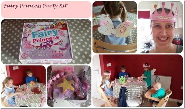 Fairy Princess Party Kit