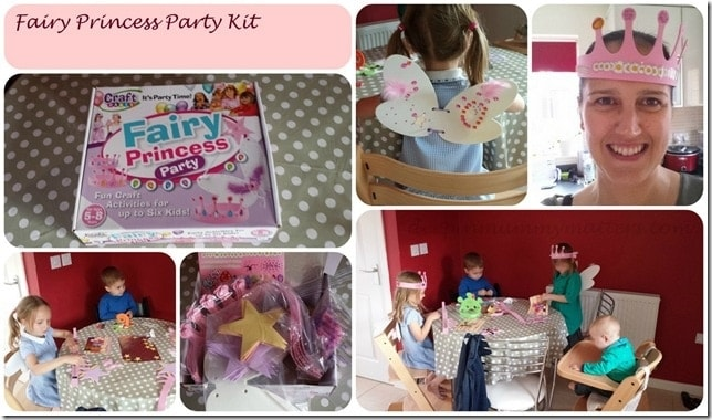 Fairy Princess Party Kit