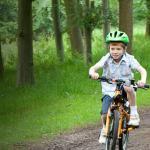 Parent's fail kid's cycle MOT test