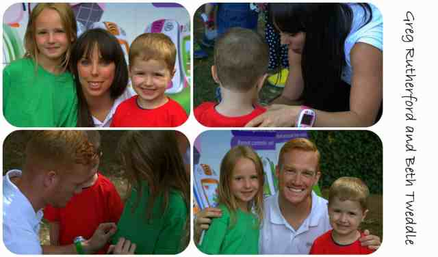 Greg Rutherford Beth Tweddle