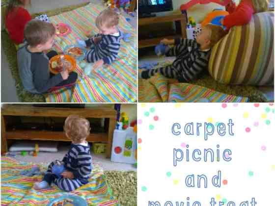 carpet picnic