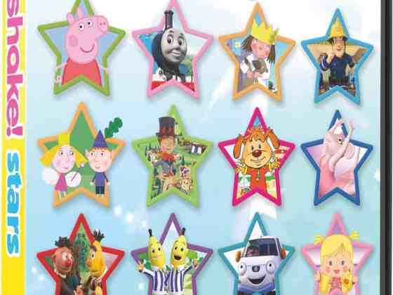 Milkshake! Stars