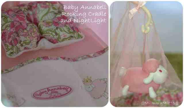 Baby Annabell Rocking Crib