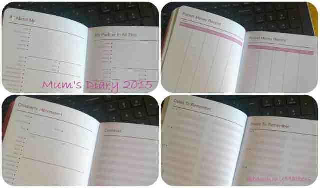 Mum's Diary
