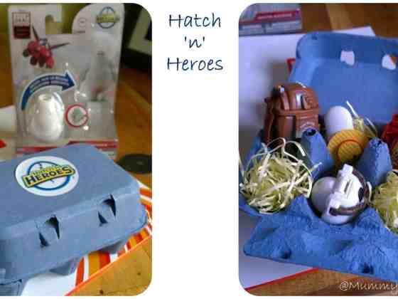 Hatch 'n' Heroes