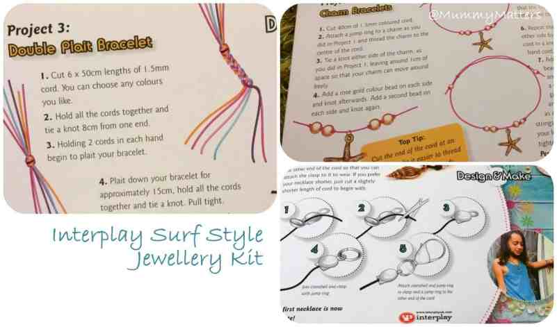 Surf Style Jewellery Kit