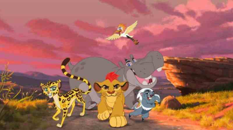 The Lion Guard Return of the Roar
