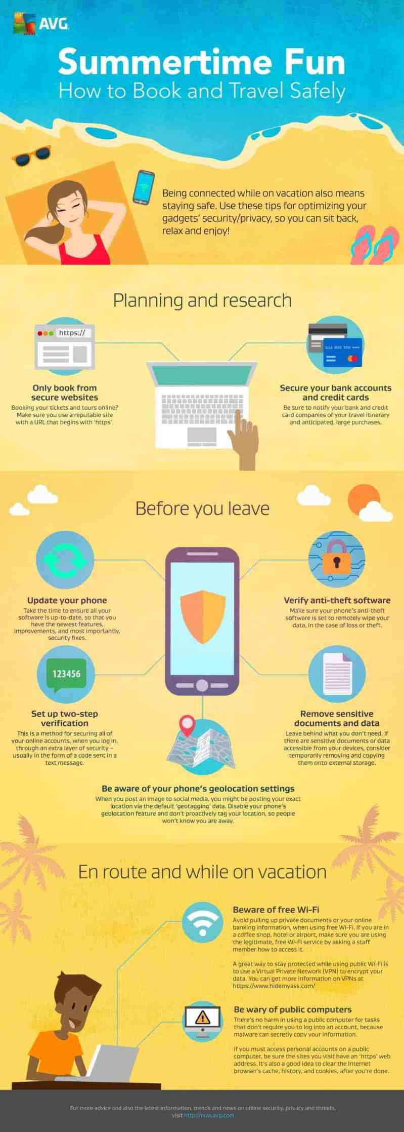 Stay safe online