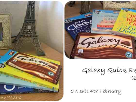 Galaxy Quick Reads