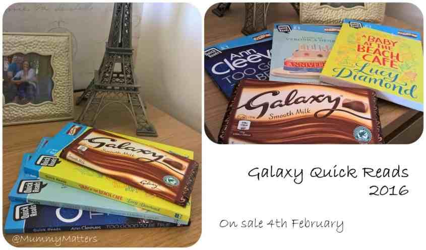 Galaxy Quick Reads