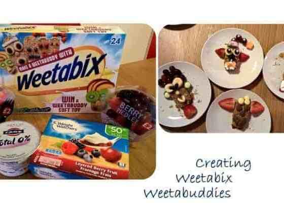 Weetabix Weetabuddies