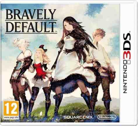 Nintendo Bravely Default