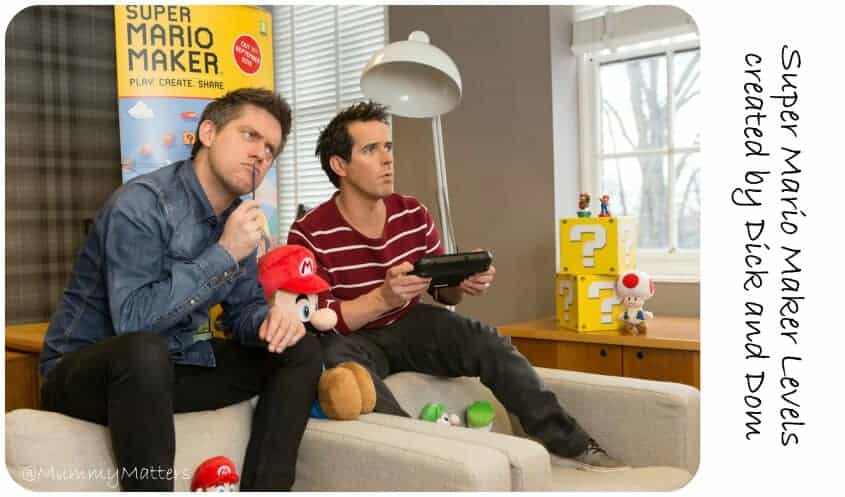 Dick and Dom Mario Maker