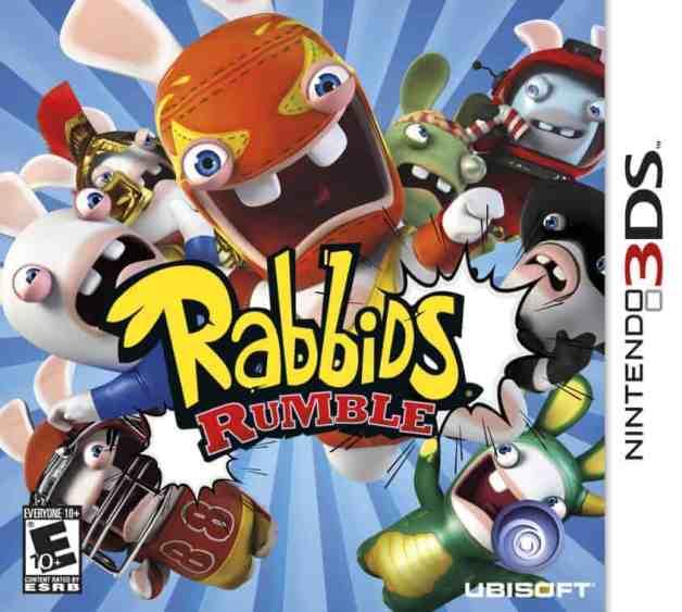 Nintendo Rabbids