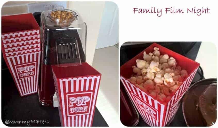 #FamilyFilmNight
