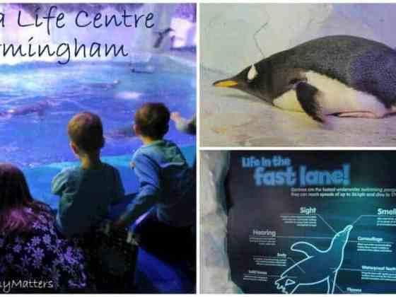 Sea Life Birmingham