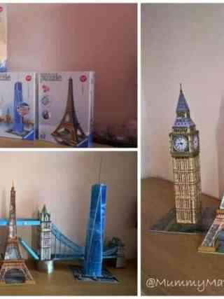 Ravensburger 3D Puzzles
