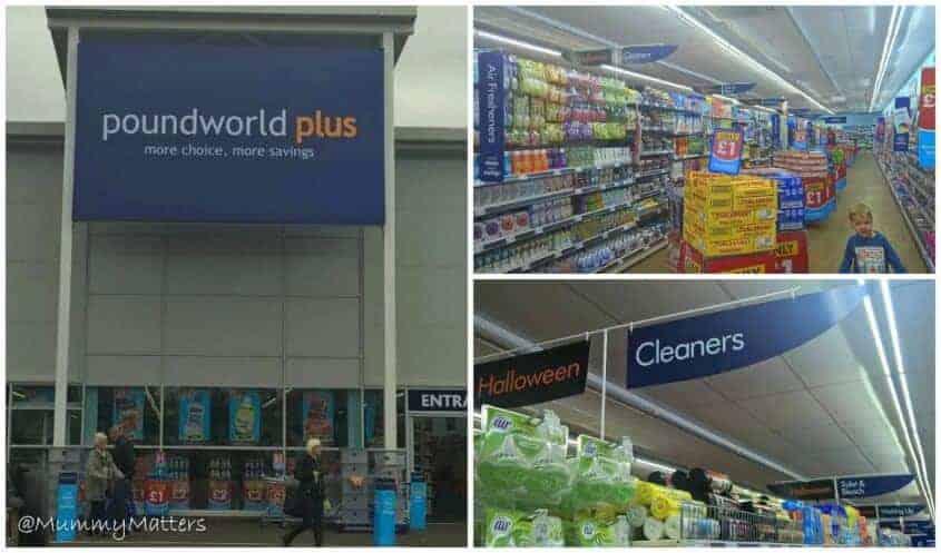 Poundworld Plus
