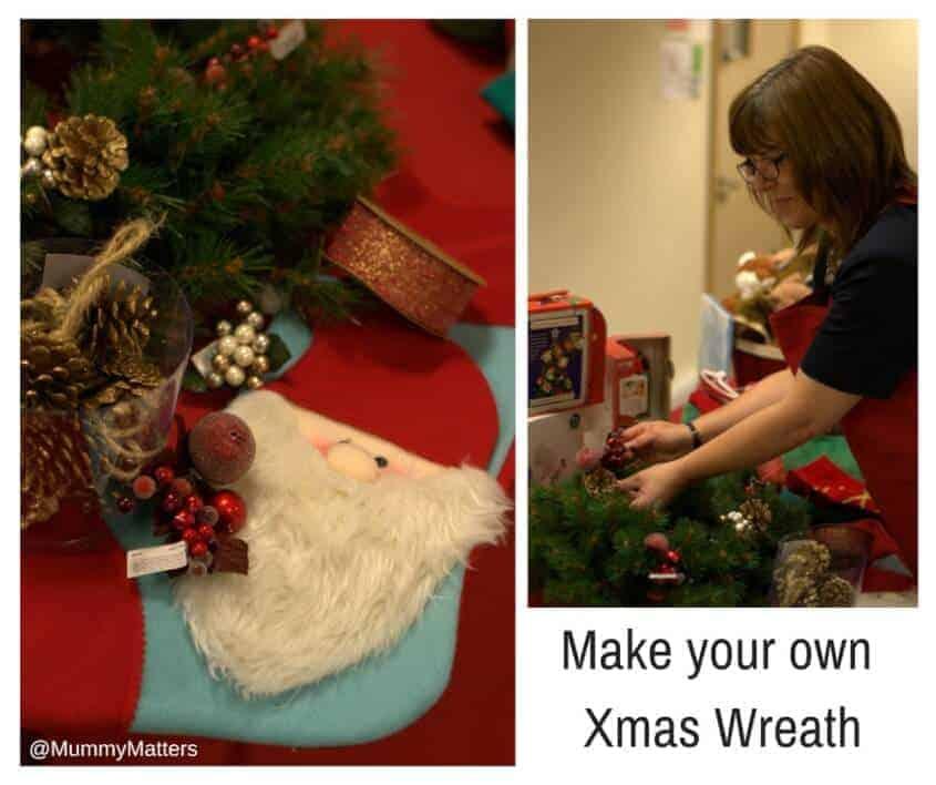 Handmade Xmas Wreath