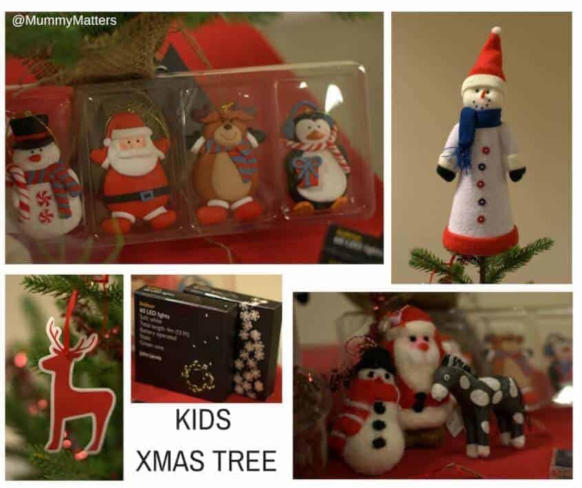Kids Xmas Tree