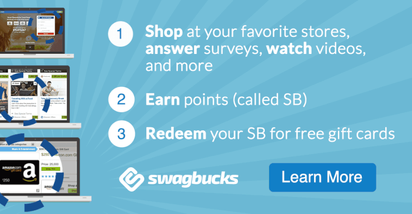 There's no better time than now to make money with Swagbucks
