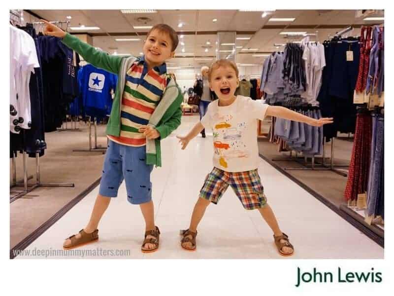 0dd757257f3 Models for a day  John Lewis Kids Range - Mummy Matters