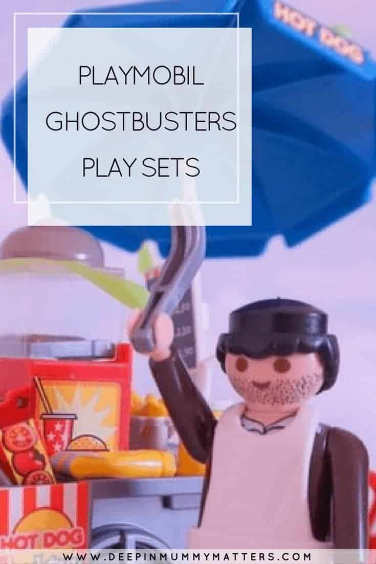PLAYMOBIL GHOSTBUSTERS PLAY SETS