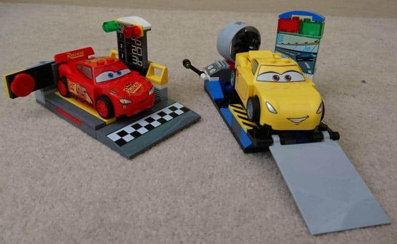 Lego Junior Cars 3
