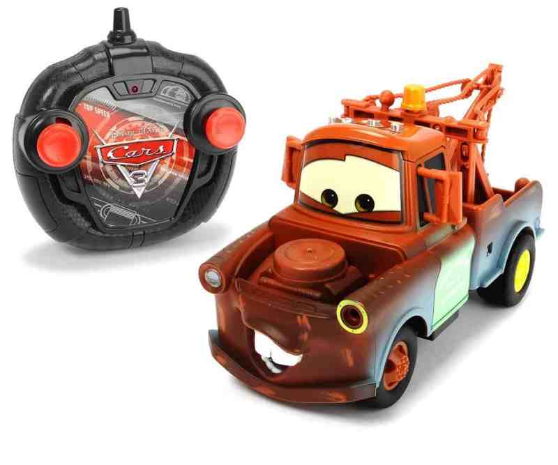 RC Turbo Racer Cars 3 Mater